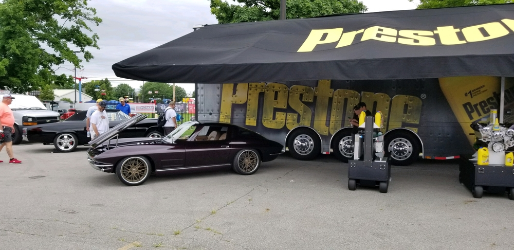 Prestone and eddies rod and custom in Columbus Ohio
