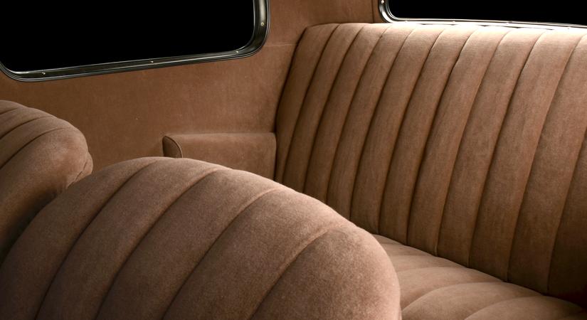 1935 Chevy Sedan | Eddies Rod & Custom